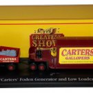 Atlas Circus Carters Foden Generator w/ Load 1/76 Ref.101