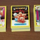 Garbage Pail Kids Italy 2nd Stickers Set Sgorbions