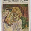Giornale Illustrato dei Viaggi N 42 October 1920 Sonzogno