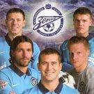Zenit St. Petersburg FC 2010 Empty Album SportNakleyka