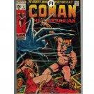 Conan The Barbarian 4 Marvel Comics 1971 Fine