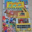 Playmobil Board Book Will's Missing Lunch Italian ed