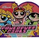 Powerpuff Girls Panini Empty Album Mexican Ed.