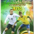 Svetsko Brasil 2014 Schoolshop Empty Album World Cup