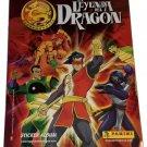 Legend of the Dragon Empty Album Panini Spain