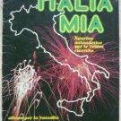 Italia Mia Incomplete Album Stickers
