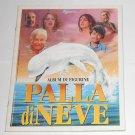 Palla di Neve Complete Album Stickers Italian Edigamma
