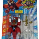 Superhuman Samurai Drago Action Figure Playmates