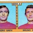 Calciatori 1969-70 Reggiana Grevi Giorgi PANINI