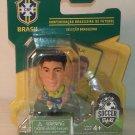 SoccerStarz Brazil Hulk Home Kit 2014