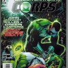 Green Lantern Corps 7 DC Comics 2012 New 52