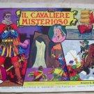 Il Cavaliere Misterioso - Nerbini 1938 Reprint