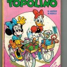 Topolino n. 1709 - Mickey Mouse Comics 1988 Stickers