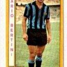 Calciatori Panini 1969-70 Mario Bertini Inter FC