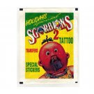 Garbage Pail Kids Holidays Special Lot 40 Packs Stickers GPK