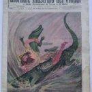 Giornale Illustrato dei Viaggi N 40 October 1920 Sonzogno