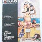 Pilote n. 597 Comic Magazine Dargaud France 1971