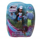 Winx Club Odysea Explorer Aisha Doll Fairy to Mermaid