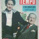 Tempo 1952 #4 De Gasperi Hasse Jeppson