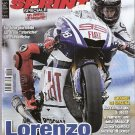 Moto Sprint 2010 - 45 Magazine Jorge Lorenzo V. Rossi