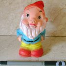 Rubbertoys Playing Loud Toy - Grumpy - Snow White and the Seven Dwarfs