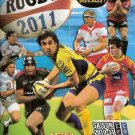 Rugby 2011 France Empty Album Panini
