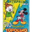 Anteprima n. 291 Magazine Sio incontra Topolino Mickey Mouse 2015