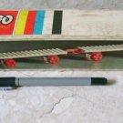 Lego System # 152 Two Train Wagons Vintage