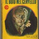 Il Buio nel Cervello - David Goodis Gialli Mondadori 1956