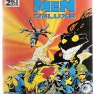 X-Men Deluxe # 2 Joe Quesada Marvel Comics Italy