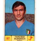 Campioni dello Sport 1968-69 Burgnich Italia Sticker