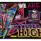 We Are Monster High Panini Empty Album