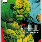 Highbrow Entertainment ashcan - Image Comics 1994