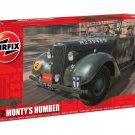 Airfix 1/32 Monty's Humber Snipe Plastic Model Kit