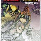 Astonishing Spider-Man Wolverine 1 Director's Cut Marvel Comics