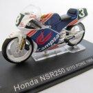 Honda NSR 250 Sito Pons 1988 Moto 1/24 Diecast Altaya