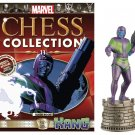 Marvel Chess Eaglemoss Kang Black Rook + Magazine