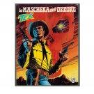 Tex 494 La Maschera dell'Orrore Jose Ortiz Bonelli