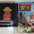 Tex IL SACRO FIGLIO DEL SOLE 3D Figure Resin Statue + Magazine Hachette