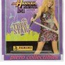 Hannah Montana True Star Lot 40 Packs Stickers Panini