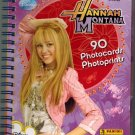 Hannah Montana 2008 Photocards Empty Album Panini