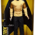 Star Trek Original Series Captain Kirk Barbie Collector Doll