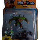 Invizimals 3-pack Figures Jungleus Usako Vortex + Cards