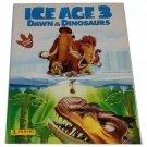 Ice Age 3 Empty Album Panini