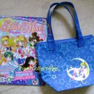 Sailor Moon Magazine 3 + Hand Bag with Zip