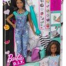 Barbie D.I.Y. Emoji Style Doll Decals DYN94 Mattel