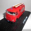 De Agostini Fire Engines LF DAF A 1600 1/72