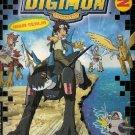 Digimon 2nd series Empty Album Panini
