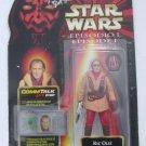 Star Wars Episode I Ric Olie' Action Figure Commtalk