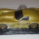 Supercars DeAgostini Panoz Esperante GTR-1 1/43 Diecast